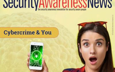 Cybercrime and You