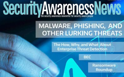 Malware, Phishing, and Other Lurking Threats